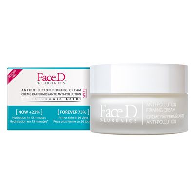 FaceD 3-LURONICS Antipollution Firming Cream 50 ml