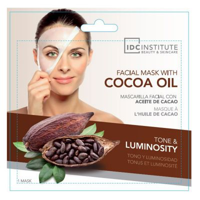 IDC Institute Facial Mask with Cocoa oil monodose
