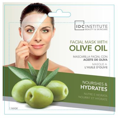 IDC Institute Facial mask with Olive Oil monodose