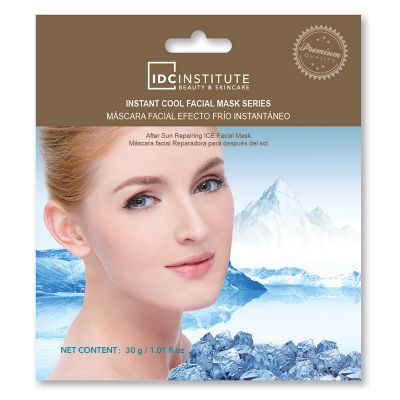 IDC Instant Cool Facial  After Sun Repairing Mask 30 gr