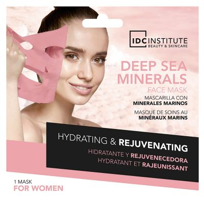 IDC Cosmetics Deep Sea Minerals mask Hydrating&Rejuvenating 1 pcs