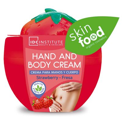 IDC Hand and Body cream strawberry 90 ml