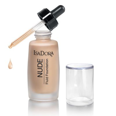 IsaDora Nude Fluid Foundation 10