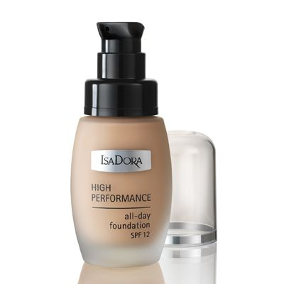 IsaDora High Performance All-day Foundation 00