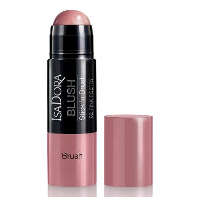 IsaDora Blush Stick 'n Brush 02