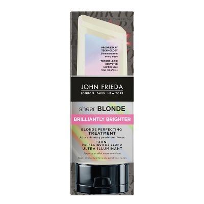 John Frieda Sheer Blonde Brilliantly Brighter Perfecting Treatment 120ml