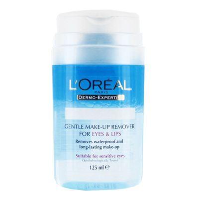 Loreal 2in1 Eye & Lip Make Up Remover 125 ml