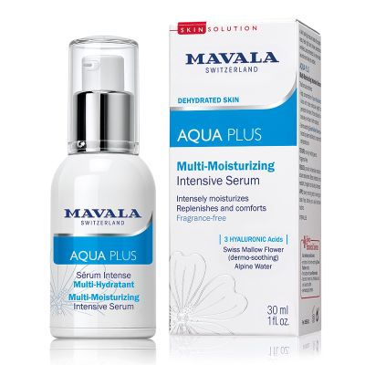 Mavala Aqua Plus Multi-Moisturizing Intensive Serum 30ml