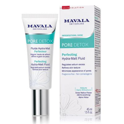 Mavala Pore Detox Perfecting Hydra-Matt Fluid 45ml