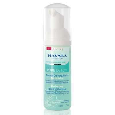 Mavala Pore Detox Perfecting Foaming Cleanser 50ml