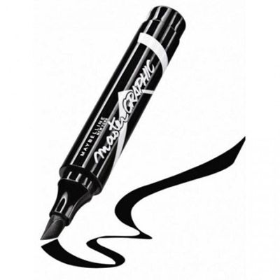 Maybelline Master Graphic eyeliner black