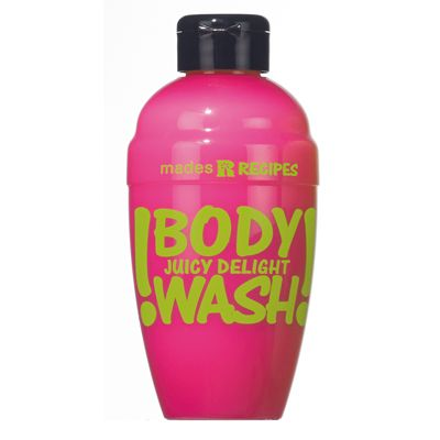 Juicy Delight body wash, 400 ml