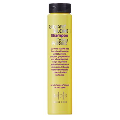 sulfate free colour protect shampoo, 250 ml for blonde hair