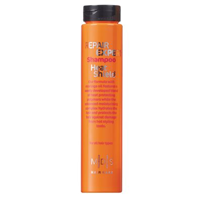 Heat protector shampoo, 250 ml