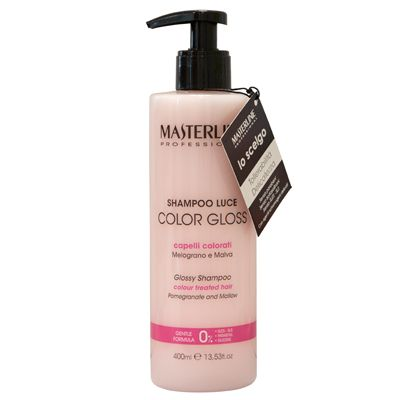 MasterLine Color Gloss Shampoo 400 ml