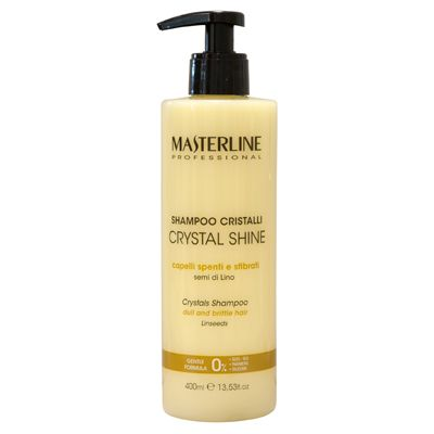 MasterLine Crystal Shine Shampoo 400 ml