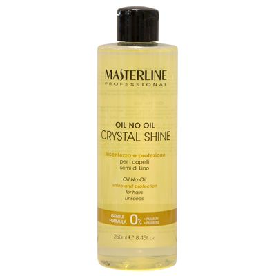 MasterLine Crystal Shine Oil no Oil 250 ml