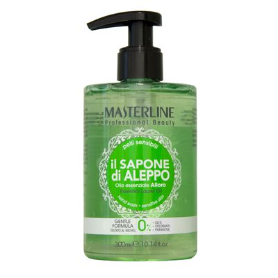 MasterLine Aleppo Soap 300ml