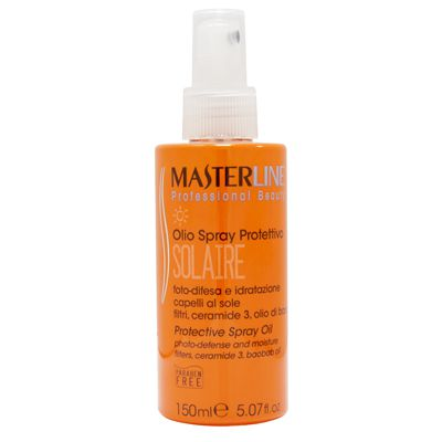 MasterLine Solaire Spray Oil 150ml