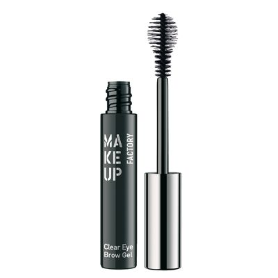 Make Up Factory Clear Eye Brow Gel 1