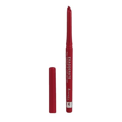 Rimmel Exaggerate Lip Liner 018
