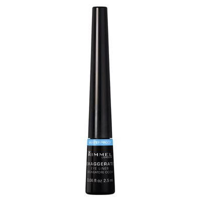 Rimmel Exaggerate Waterproof Liquid Eyeliner