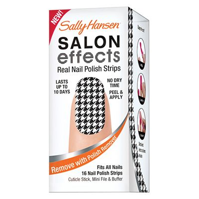Sally Hansen Salon Decorated Nail Polish Strips 23/240