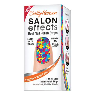 Sally Hansen Salon Decorated Nail Polish Strips 47/380