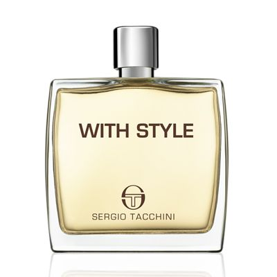 Sergio Tacchini With Style After Shave 100 ml