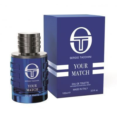 Sergio Tacchini YOUR MATCH EdT 100 ml