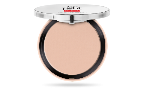 Pupa Active Light Compact Foundation 010